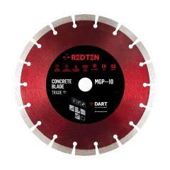 Dart Red Ten Trade MGP-10 Concrete Diamond Saw Blade D300mm x B20mm – DB00155