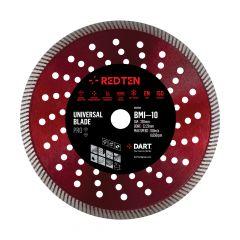Dart Red Ten Pro BMI-10 Universal Diamond Saw Blade D230mm x B22.23mm – DB00090