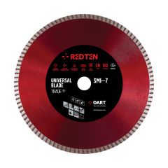 Dart Red Ten Trade SMI-7 Universal Diamond Saw Blade D115mm x B22.23mm – DB00120