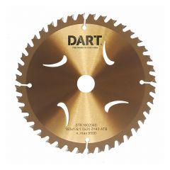 Dart Gold ATB Wood Saw Blade D160mm x B20mm x Z40 – STK1602040