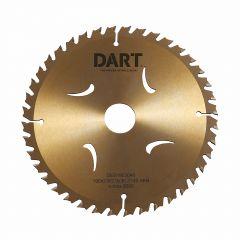 Dart Gold ATB Wood Saw Blade D235mm x B30mm x Z40 – DES2353040