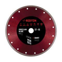Dart Red Ten Pro ST-10 Tile Diamond Saw Blade D115mm x B22mm – DB01590