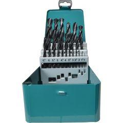 Makita 25 Piece HSS Drill Bit Set - D54097