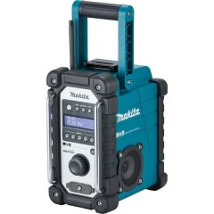 Makita DAB Job Site Radio - DMR109-Blue