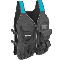 Makita Blue Collection Worker Tool Vest - P72089