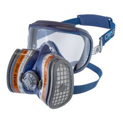 GVS Elipse Integra A1P3 Respirator Mask with Replaceable Filters - SPR401 / SPR444