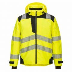 TPPW031-1-Portwest-Hi-Vis-Jacket- Yellow/Black
