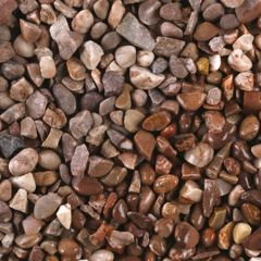 Staffordshire Pink Gravel 20mm 25kg Bag