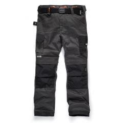 TSCR460P-1-Scruffs-Pro-Flex-Work-Trousers-Graphite