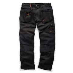 Scruffs Worker Plus Trousers - Black