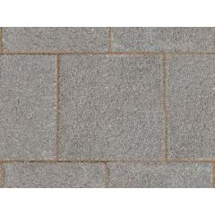 Stonemarket Standard Textured Paving 600x300x32mm Charcoal - KF5803010