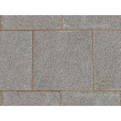 Stonemarket Standard Textured Paving 450x450x32mm Charcoal - KF5803031
