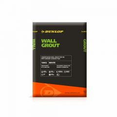 Dunlop Wall Grout White 10kg 18827