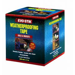 Evo Stik Weatherproofing Tape 50mm - 12844