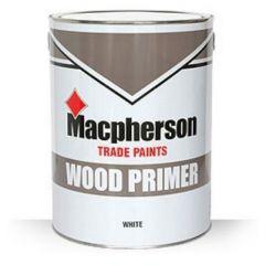 Macpherson Wood Primer 2.5 Litre- White