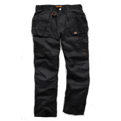 Scruffs Worker Plus Trouser Black