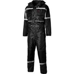 Dickies Waterproof Padded Overall Black L - WP15000