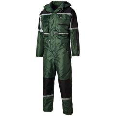 Dickies Waterproof Padded Overall Green XL - WP15000