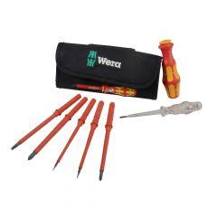 TXMS208-1-Wera-Kraftform-Kompakt-Vde-7-Piece-Set