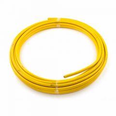 Yellow PVC Coated Table Y Copper Tube - Coil