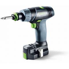 Festool Cordless Drill TXS Li 2,6-Set GB 240V - 564512
