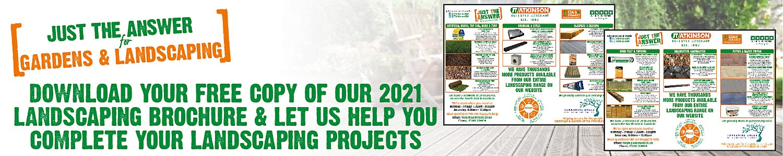 Landscaping Brochure 2021