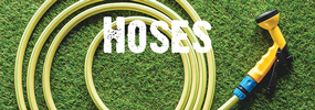 Garden Hoses & Sprayers
