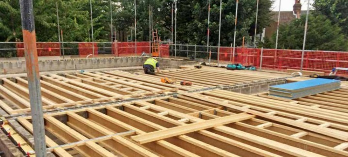 I-Beams & I-Joists Applications