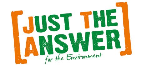 Just The Answer for the Environment