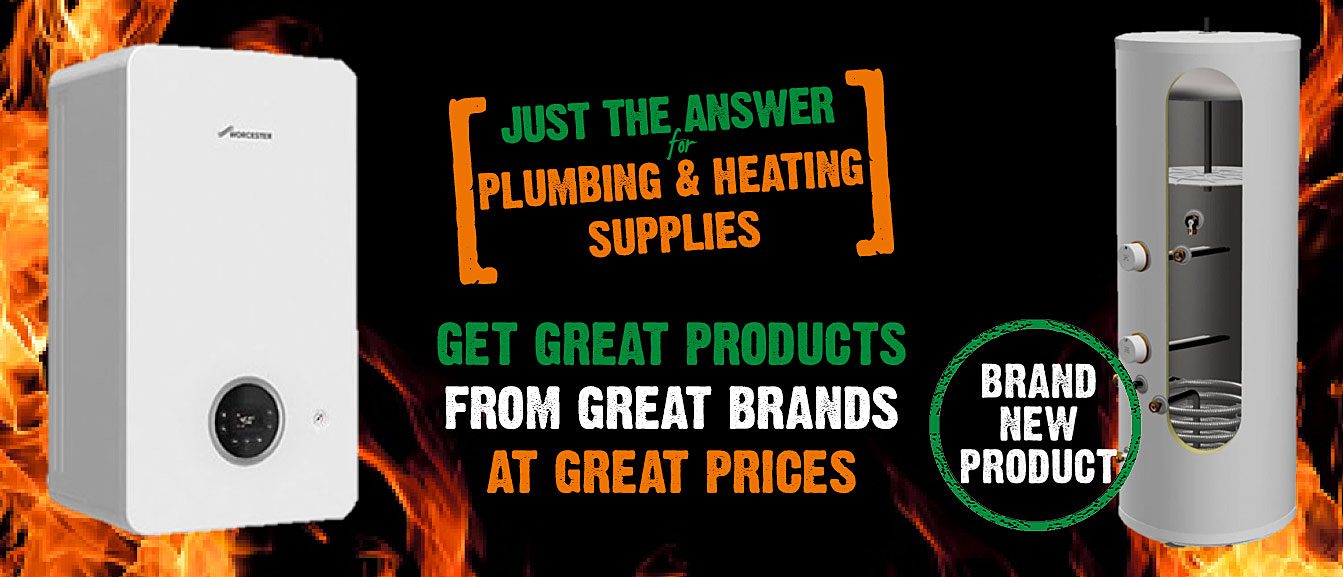 Plumbing & Heating Featured Products