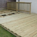 Maintaining Your Decking