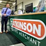 A Fantastic Launch For JT Atkinson & Sons Builders Merchant Pickering