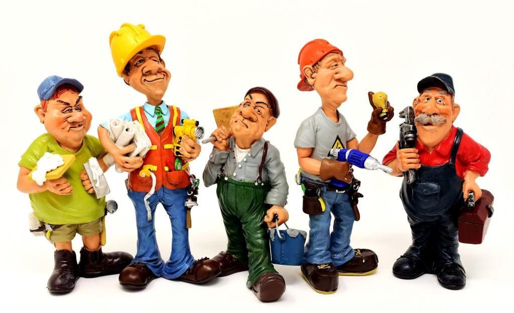 craftsmen jobs in the UK