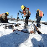 How to keep warm on site this winter