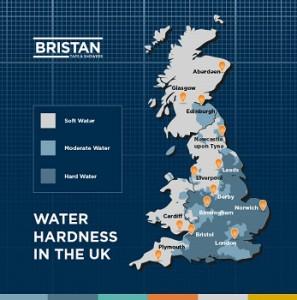 WATER HARDNESS UK 2